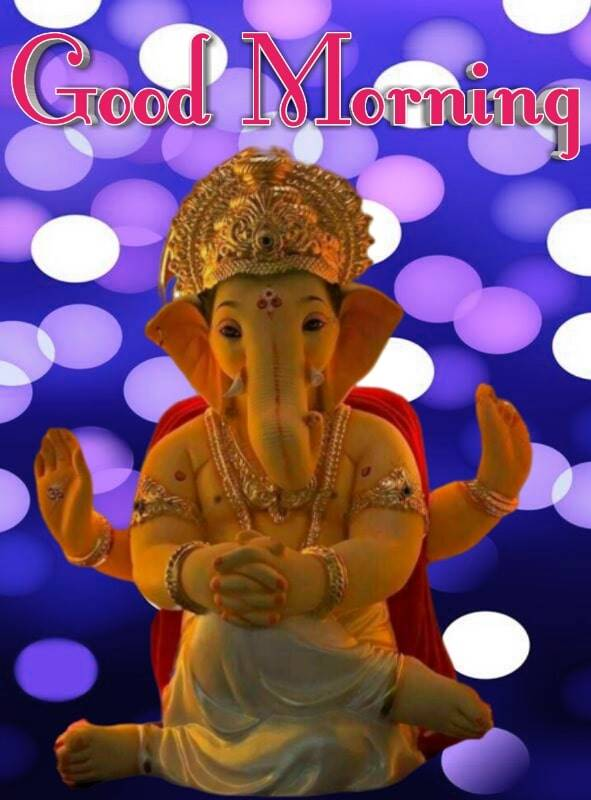 good morning ganesh photo5