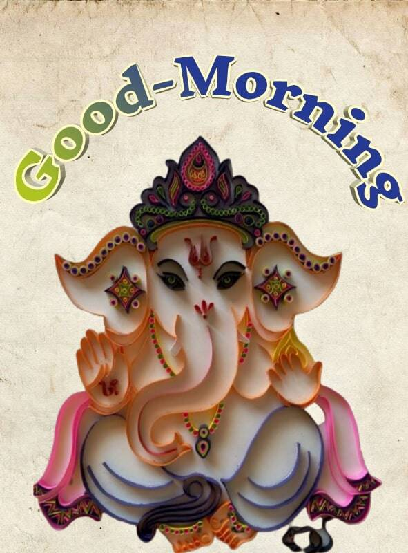good morning ganesh photo23