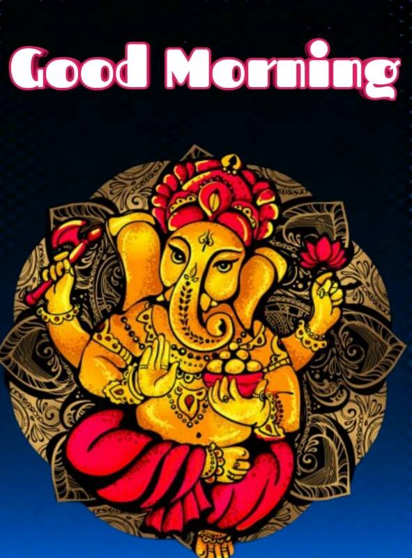 good morning ganesh photo26