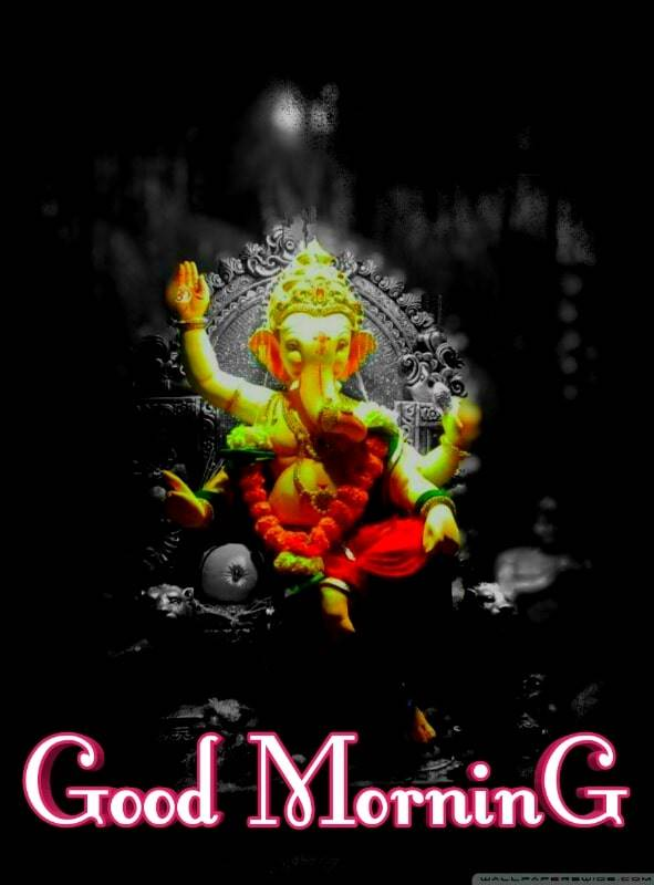 good morning ganesh photo37