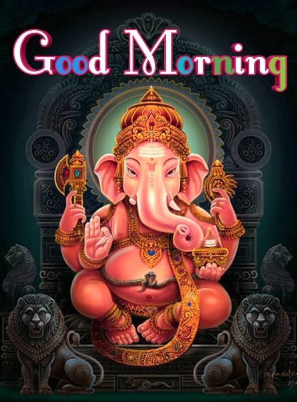good morning ganesh photo40