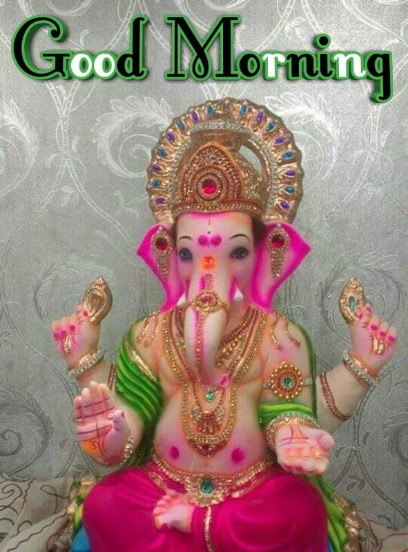 good morning ganesh photo47