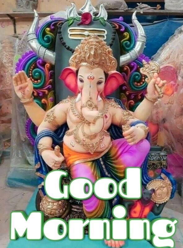 good morning lord ganesha images 56 min
