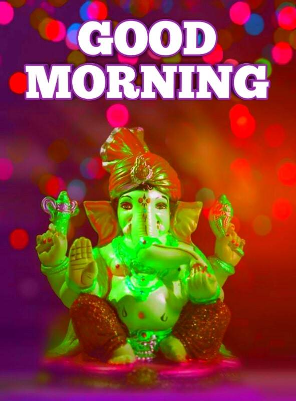 good morning lord ganesha images 72 min