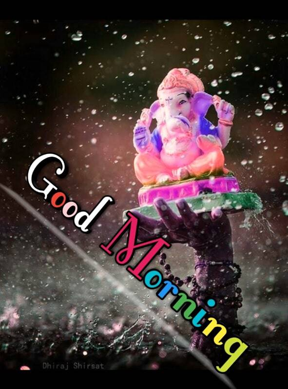 good morning lord ganesha images 75 min