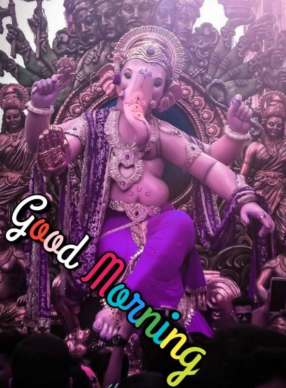 good morning lord ganesha images 76 min