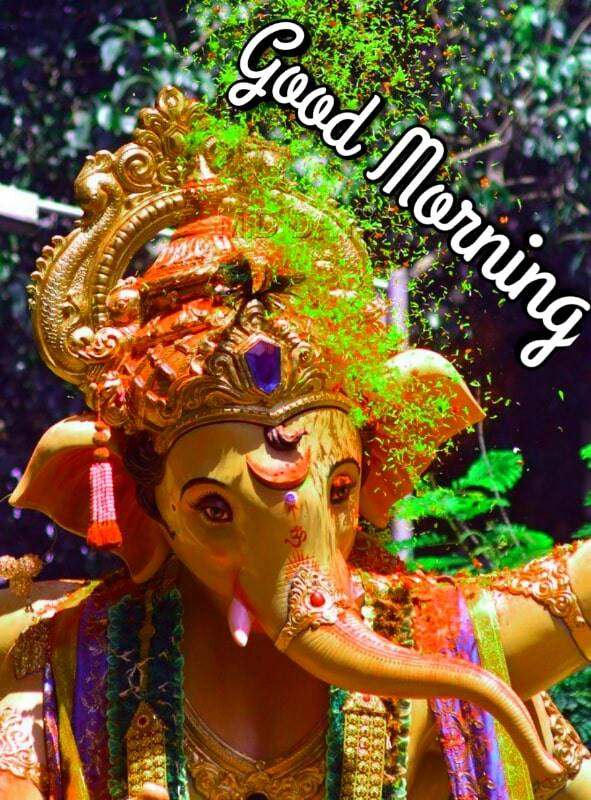 good morning lord ganesha images 77 min