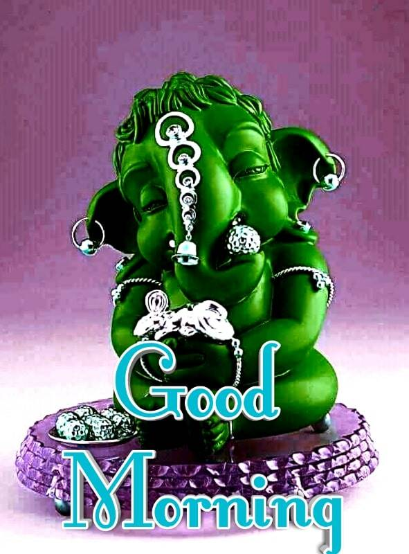 good morning lord ganesha images 85 min