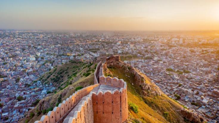Nahargadh Fort Jaipur