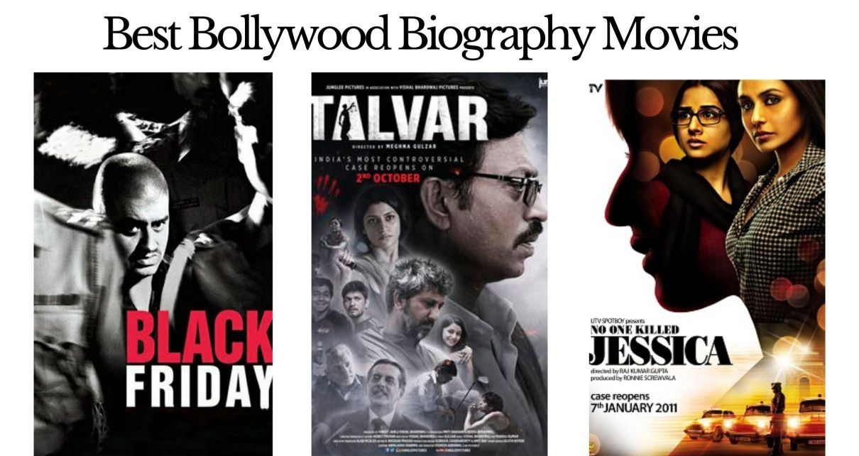 Best 3 Bollywood Biography Movies