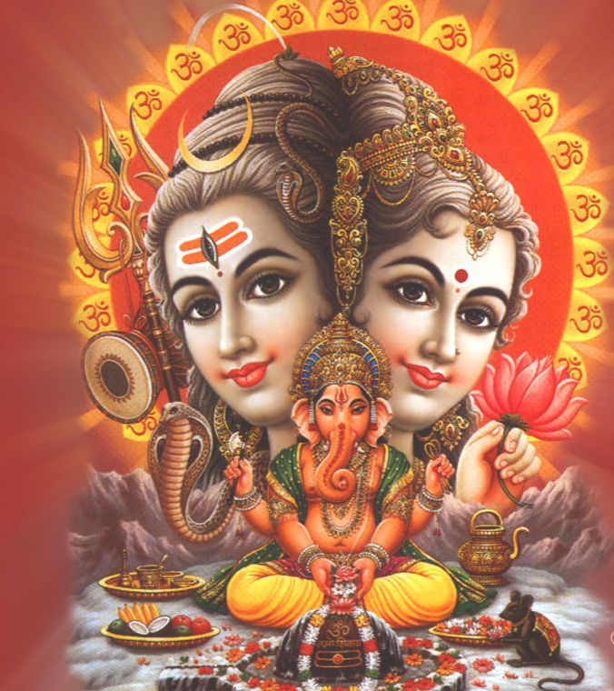 Shri Ganesh Hd Wallpaper: Hindu God Wallpapers For Mobile Phones, God Images & HD Photos