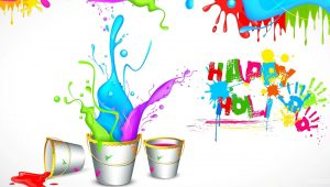 Holi Ke Rang Color Photo