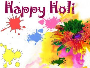 Wish Happy Colorful Holi Photos