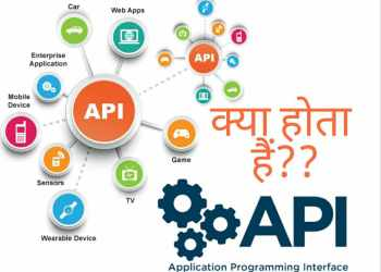 API Kya Hota Hai Explained in hindi