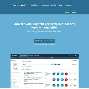 Buzzsumo Backlinks Checker Tool