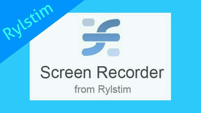 Rylstim screen recorder tool software