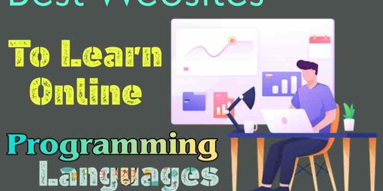 Best Websites To Learn Free Programming Languages