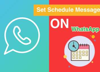 How To Schedule Messages On WhatsApp - हिंदी में