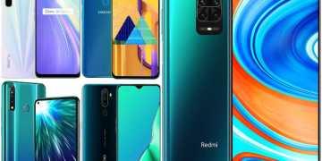 15 हज़ार से कम कीमत में आने वाले 5 दमदार स्मार्टफोन्स