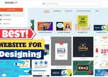 DesignCap क्या हैं?Free Online Poster And Graphic Design कैसे बनाएं?