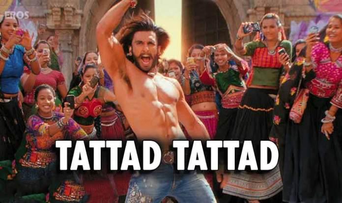 Tattad Tattad Lyrics in Hindi
