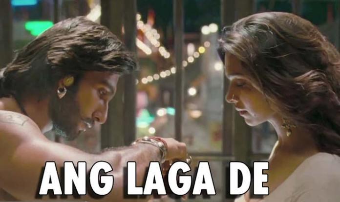 Ang Laga De Lyrics in Hindi