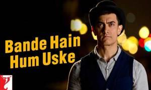 Bande Hain hum uske lyrics in Hindi