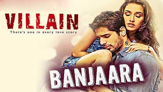 banjaara Hindi Lyrics