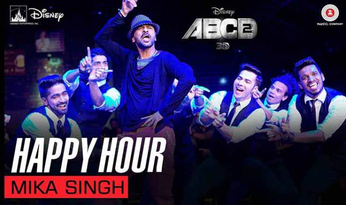 Happy Hour Lyrics in Hindi
