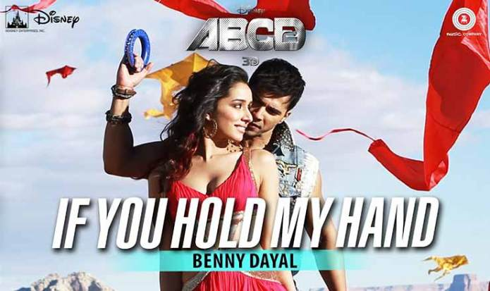 If you hold my hands lyrics in hindi