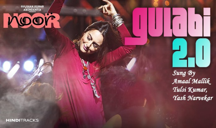 gulabi 2.0 hindi lyrics
