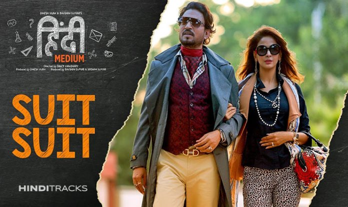 suit suit hindi lyrics