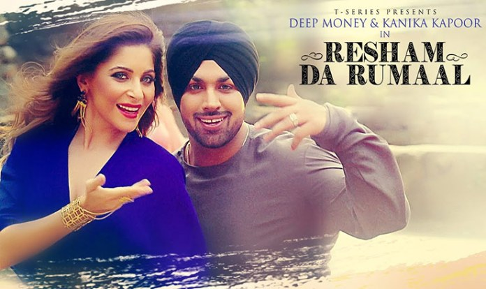 Resham Da Rumaal hindi lyrics