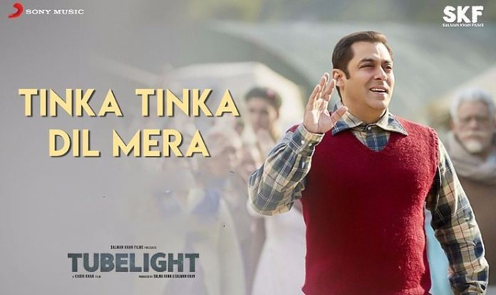 tinka tinka dil mera hindi lyrics