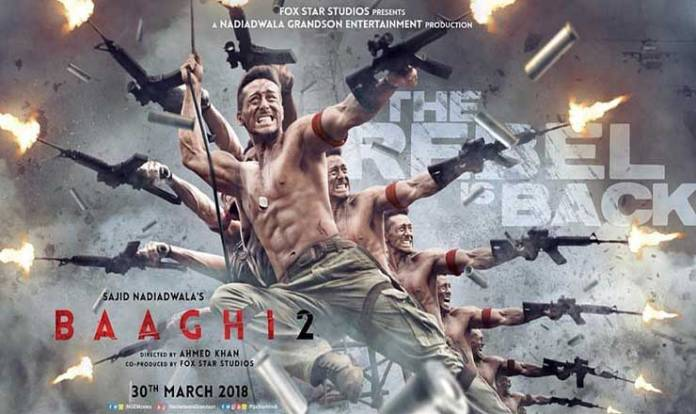 Baaghi 2 movie songs