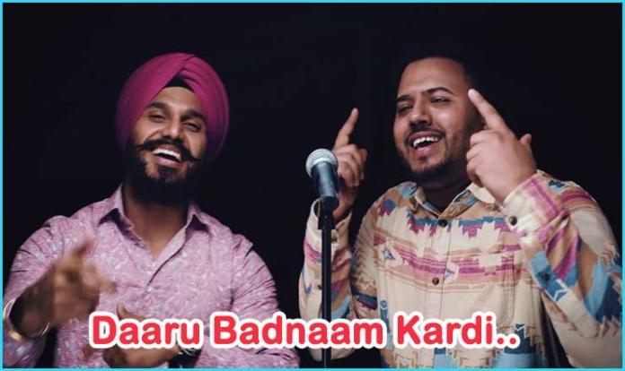 Daru Badnaam Lyrics