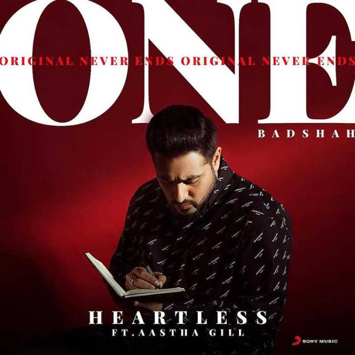Heartless lyrics in hindi Badshah Aastha Gill