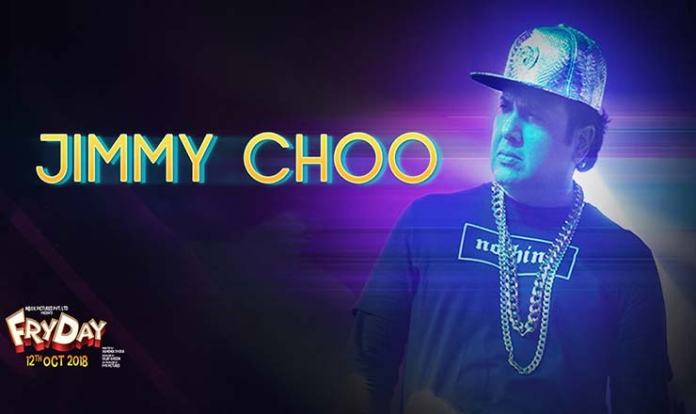 Jimmy Choo Lyrics