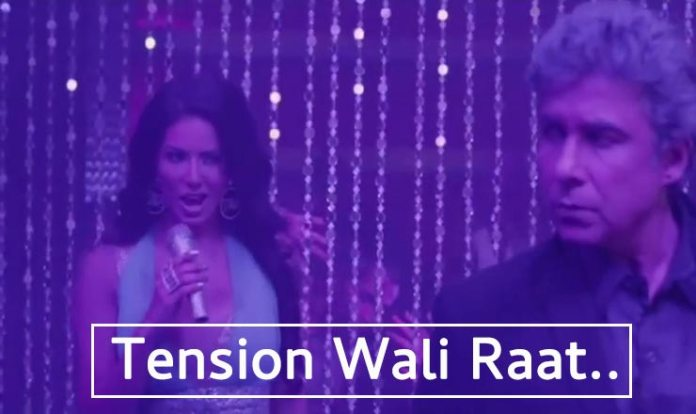 Tension Wali Raat Lyrics
