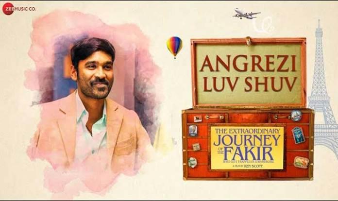 Angrezi Luv Shuv Lyrics in Hindi