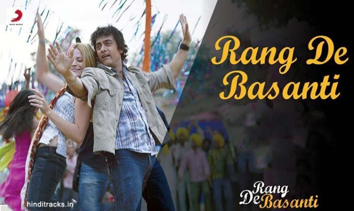 Mohe Rang de Basanti Lyrics in Hindi