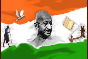 Short Essay on Rashtar Pitha Mahatma Gandhi
