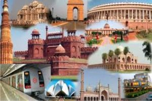 Short Hindi Essay on Bharat ke Parmukh Darshaniye Sathal