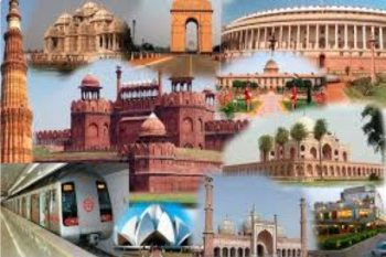 Hindi Essay on India's tourist places