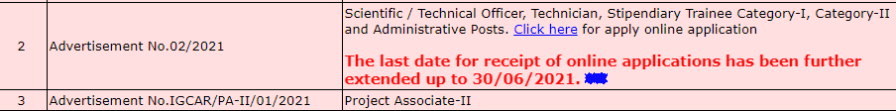 IGCAR-Recruitment-2021-Last-Date-Extended