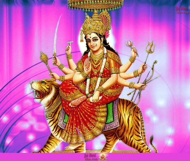 Durga Wallpaper Desktop