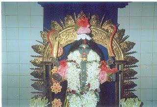 Original Idol of Kali Mata