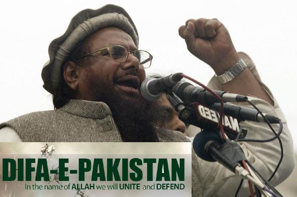 Jamaat-ul-Dawa leader Hafiz Sayeed