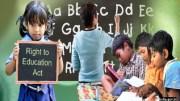 RTE Second Rung Schools Right to Education Act Hindu-Run Schools