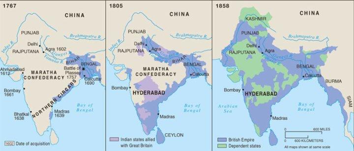 British Colonial Hegemony